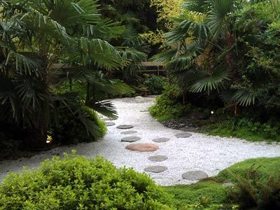 Un jardin urbain luxuriant Du concepteur de jardins Laurent Sagne ...