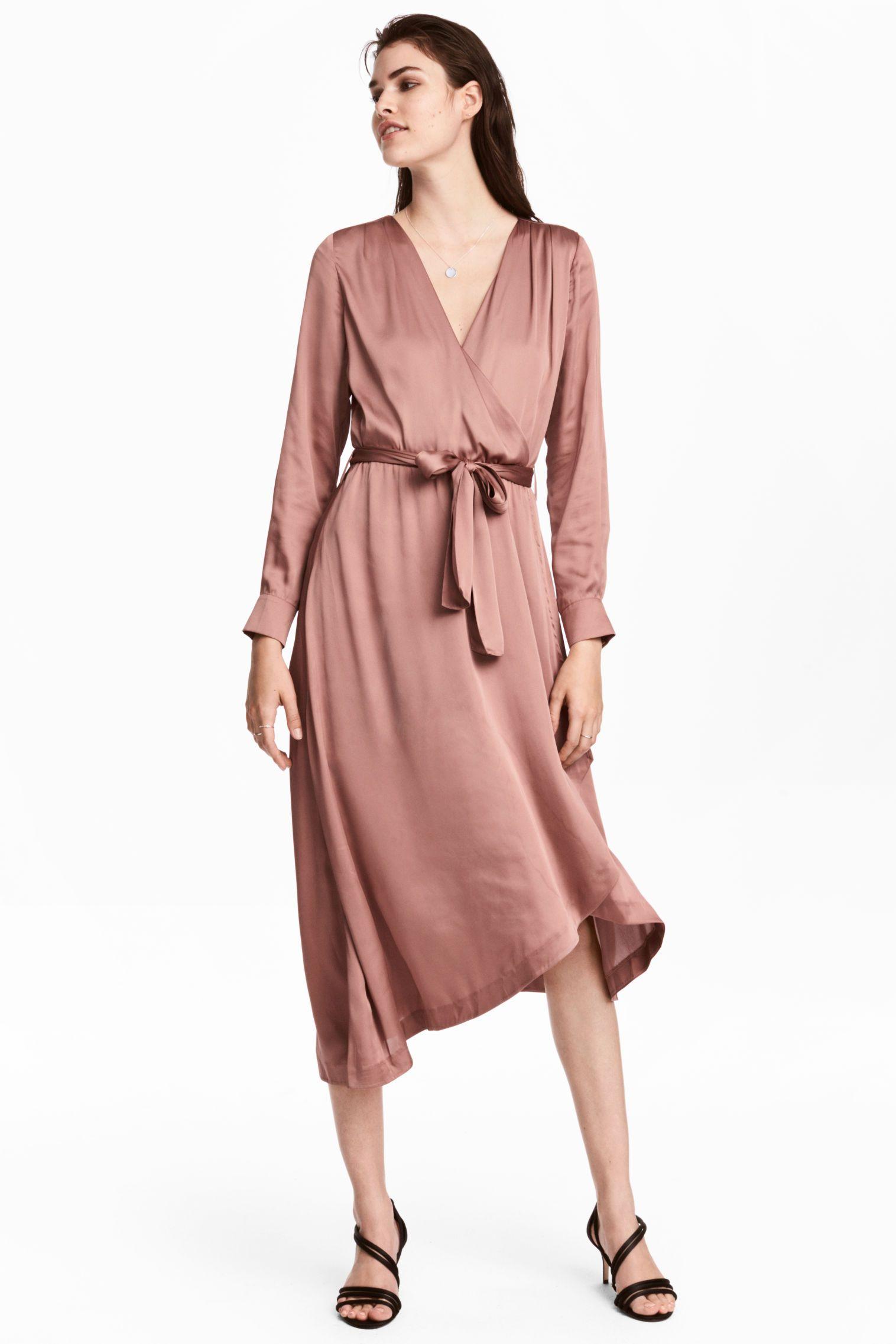 Vestido traçado em cetim | Pinterest