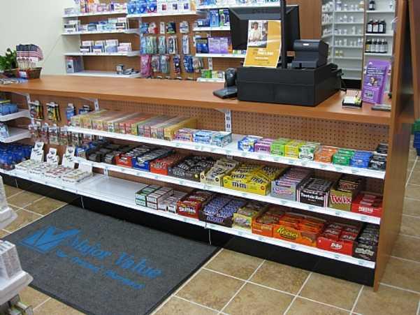 Visual Merchandising Cash Register Stores Mostradores