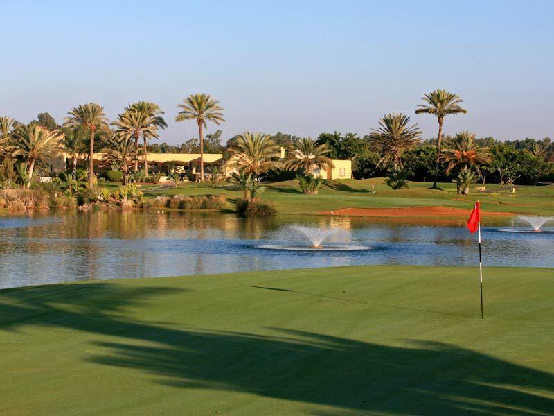 Golfen in Marokko: Vier Golf-Anlagen befinden sich rund um den ...