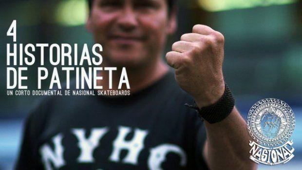 4 Historias de Patineta – Documental Completo