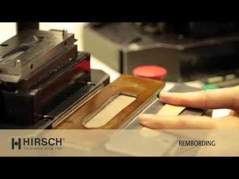 HIRSCH watch bracelets - YouTube