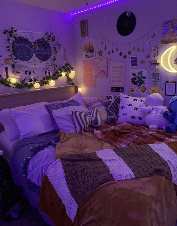Teenage Room Tik Tok Teenage Room Bedroom Aesthetic ...