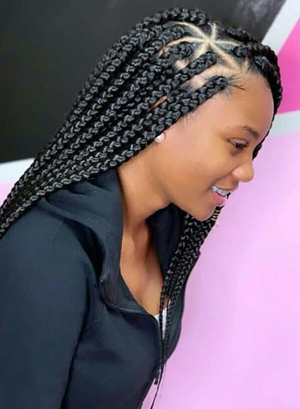 Are You Looking For Some Amazing And Fantastic Box Braid Hair Style Are You Searching For Box Braids Hairstyles For Black Women Hair Styles Box Braids Styling