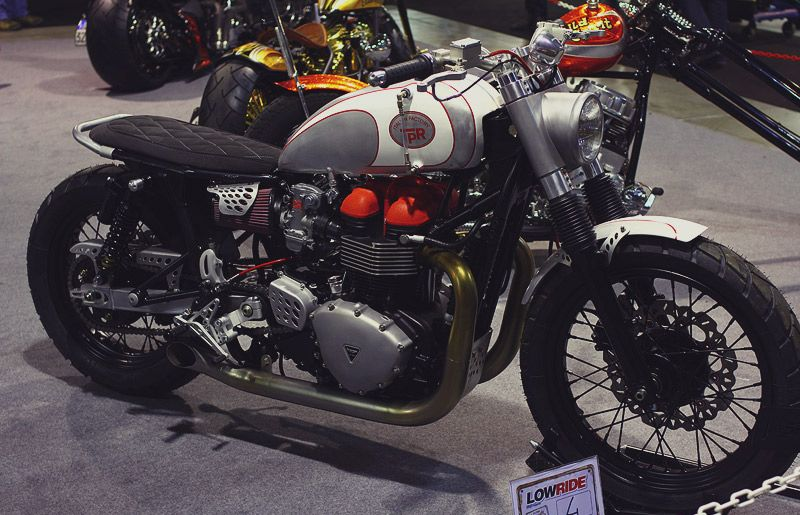 cafe racers, bobbers, trackers, custom and classic motorcycle