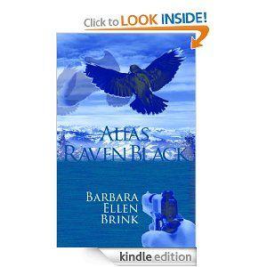 Alias Raven Black (Second Chances, Book 2)