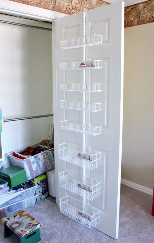 Elfa system from the container store http