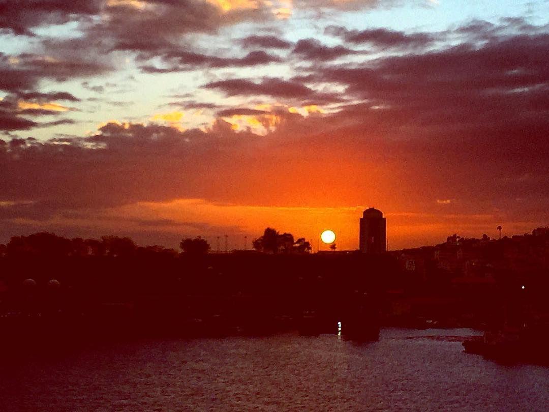 "Repost from Instagram ! #WeLike ! #Madinina by @cathpernbord ""Sunset à Fort de France #coucherdesoleil #sunset#fortdefrance #martinique #caraibes #caraibean #caribbean #port#harbor #ciel #nuages #soleil #nuit#soir#ig_martinique #ig_caribbean"" http://ift.tt/1VVso3t"