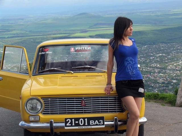 Explore Russian Girls, Cars, And More!