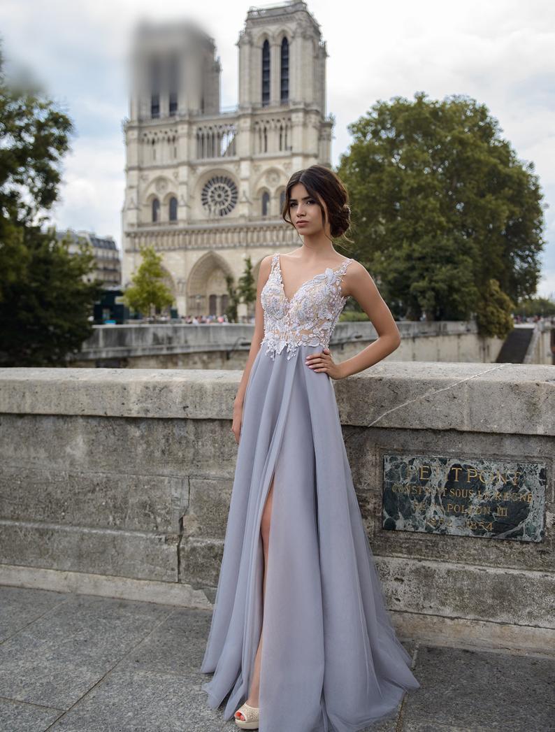 Women Light Dress Fashion Dress Vintage Party Dress Etsy Evening Gowns Vintage Party Dresses Light Dress [ 1047 x 794 Pixel ]
