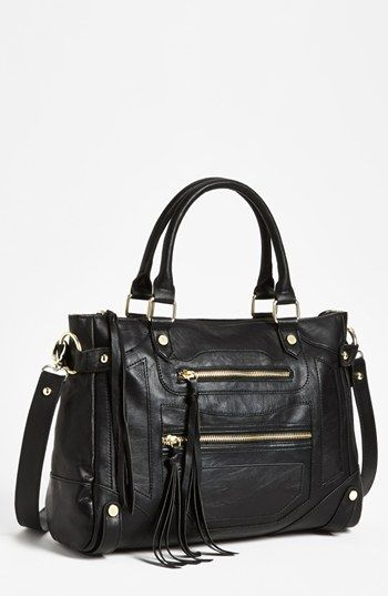Steve Madden Talia Satchel Available At Nordstrom Reminds Me Of The Famous Balenciaga Bag
