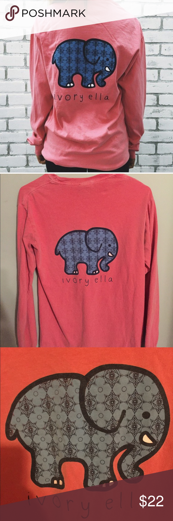 02292ed15 Ivory Ella Shirts Prices – Rockwall Auction