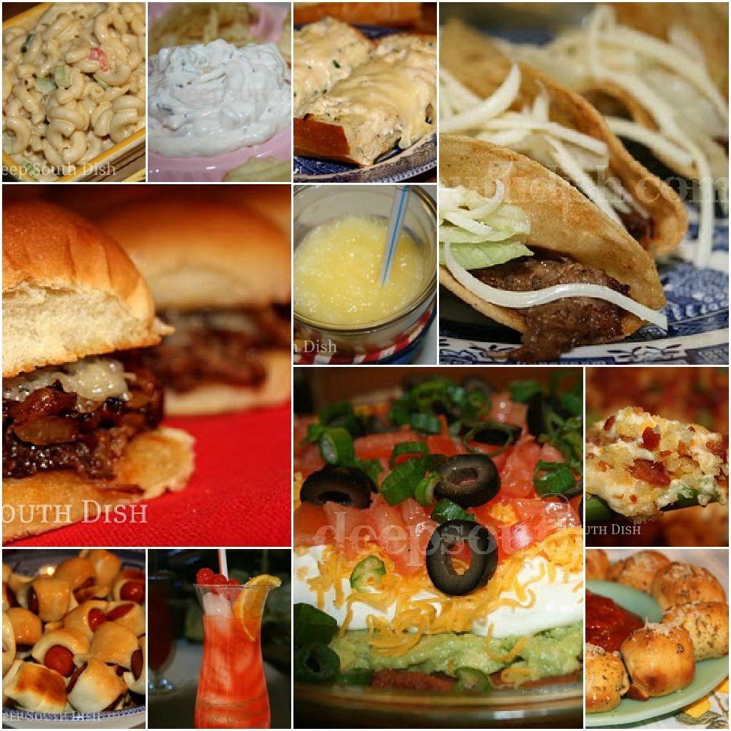 Best Tailgating Foods For The Game