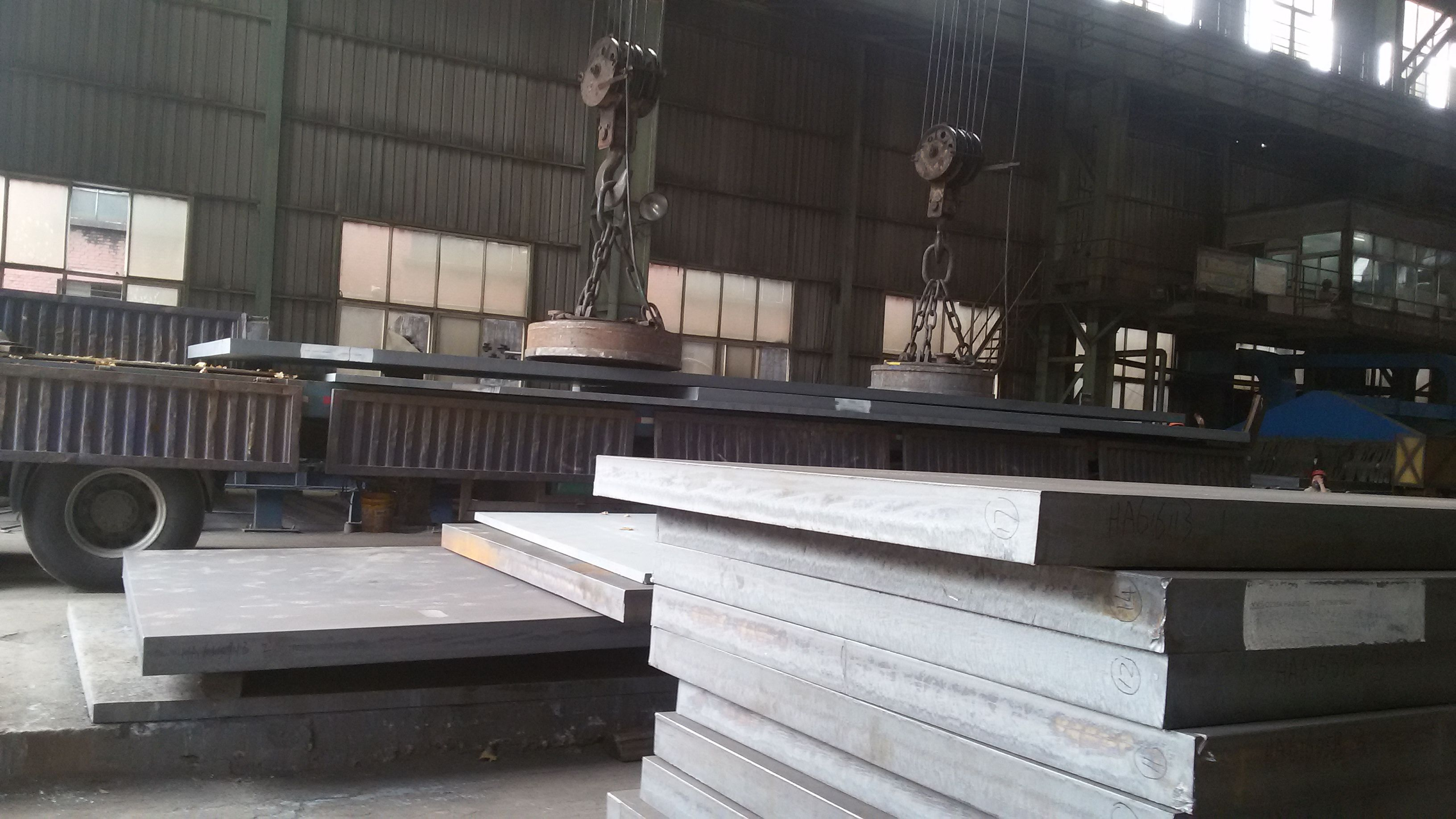 A572 Gr50 Structural Steel Is High Strength Low Alloy Steel Plate Which Under Astm Standard 8 300mm Thick Of A572 Gr50 Steel Plate Steel Structures