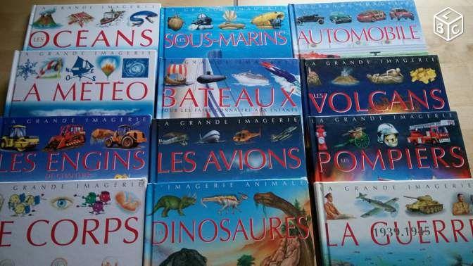 Livres Collection La Grande Imagerie Fleurus Livre Cadeau