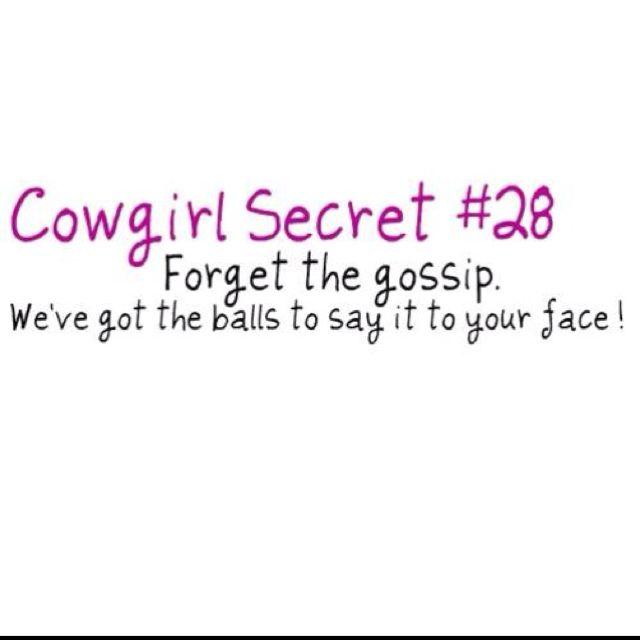 sec Cowgirl