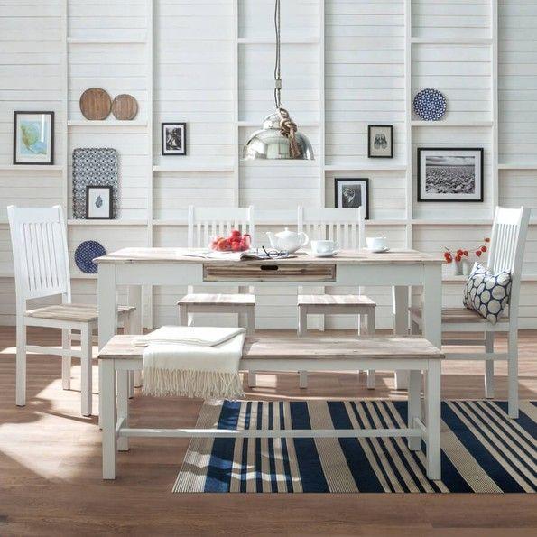 m bel im strandhaus stil von capeside coastal living pinterest strandhaus. Black Bedroom Furniture Sets. Home Design Ideas