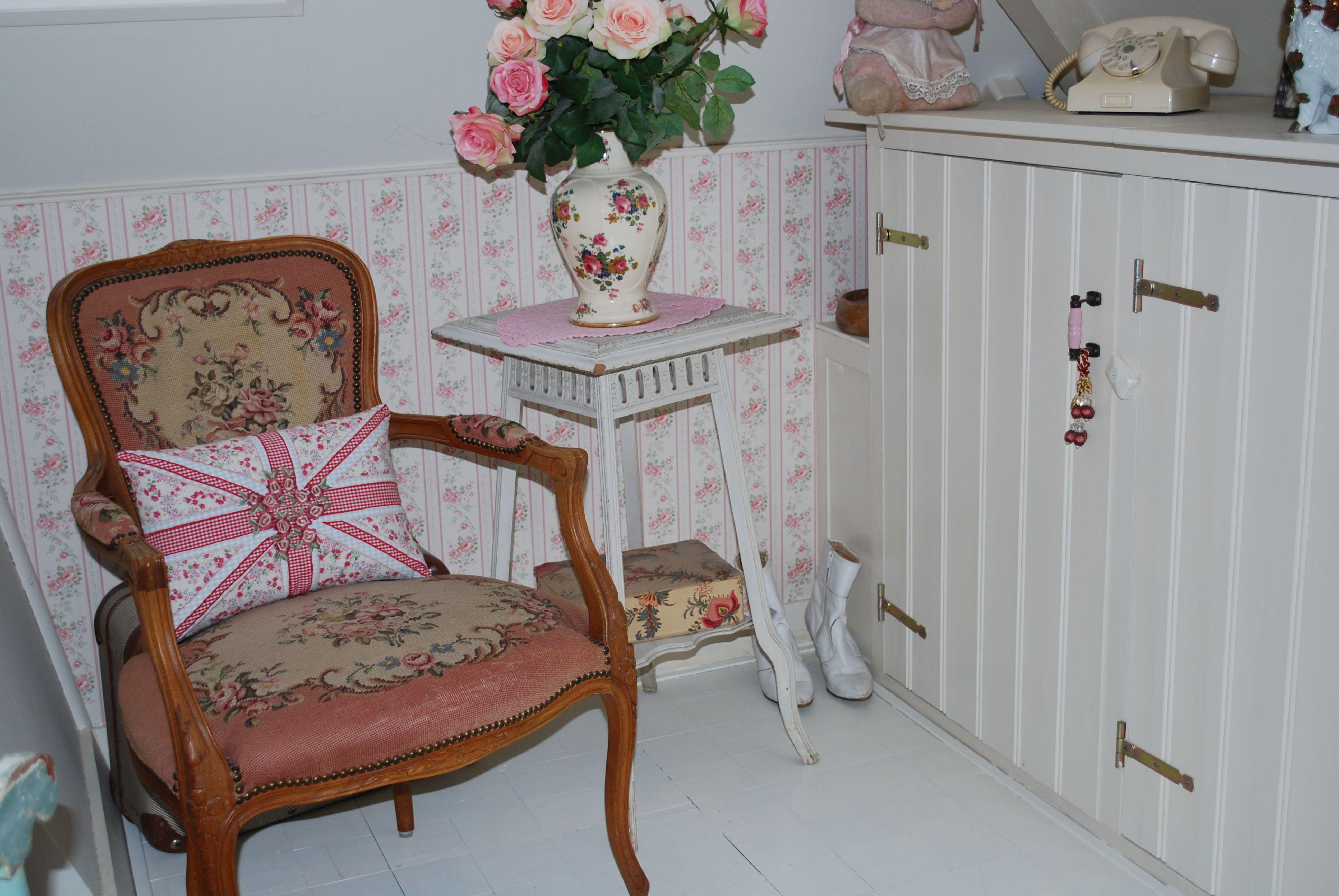 oud stoeltje