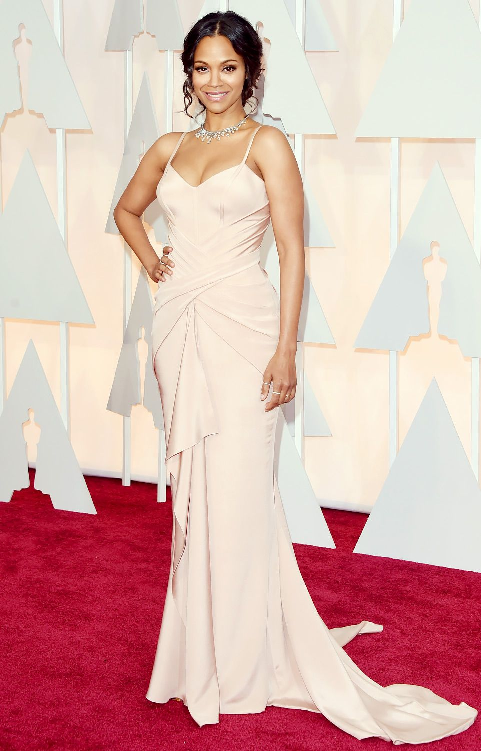 Oscars 2015 Red Carpet Fashion: What the Stars Wore