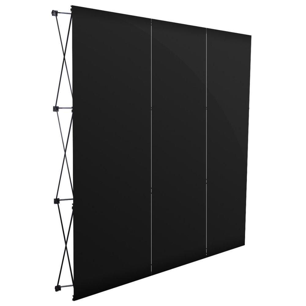 Portable Exhibition Display Boards : Steel tube portable exhibition folding display boards 3recycled