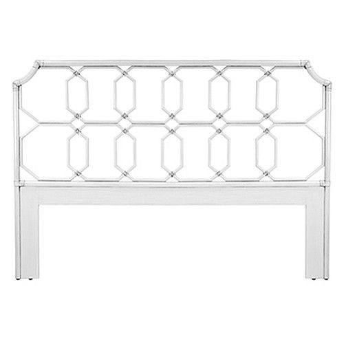 Selamat Regeant Headboard - White | Jefferson & Valley | Pinterest