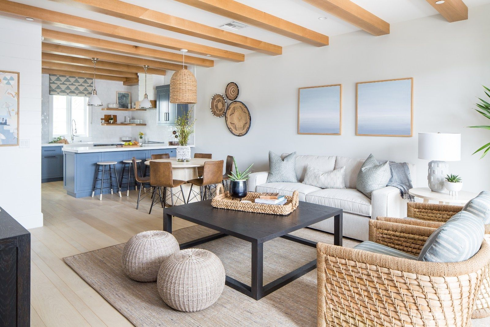 Beautiful Modern Coastal Design Ideas For Living Rooms Beach