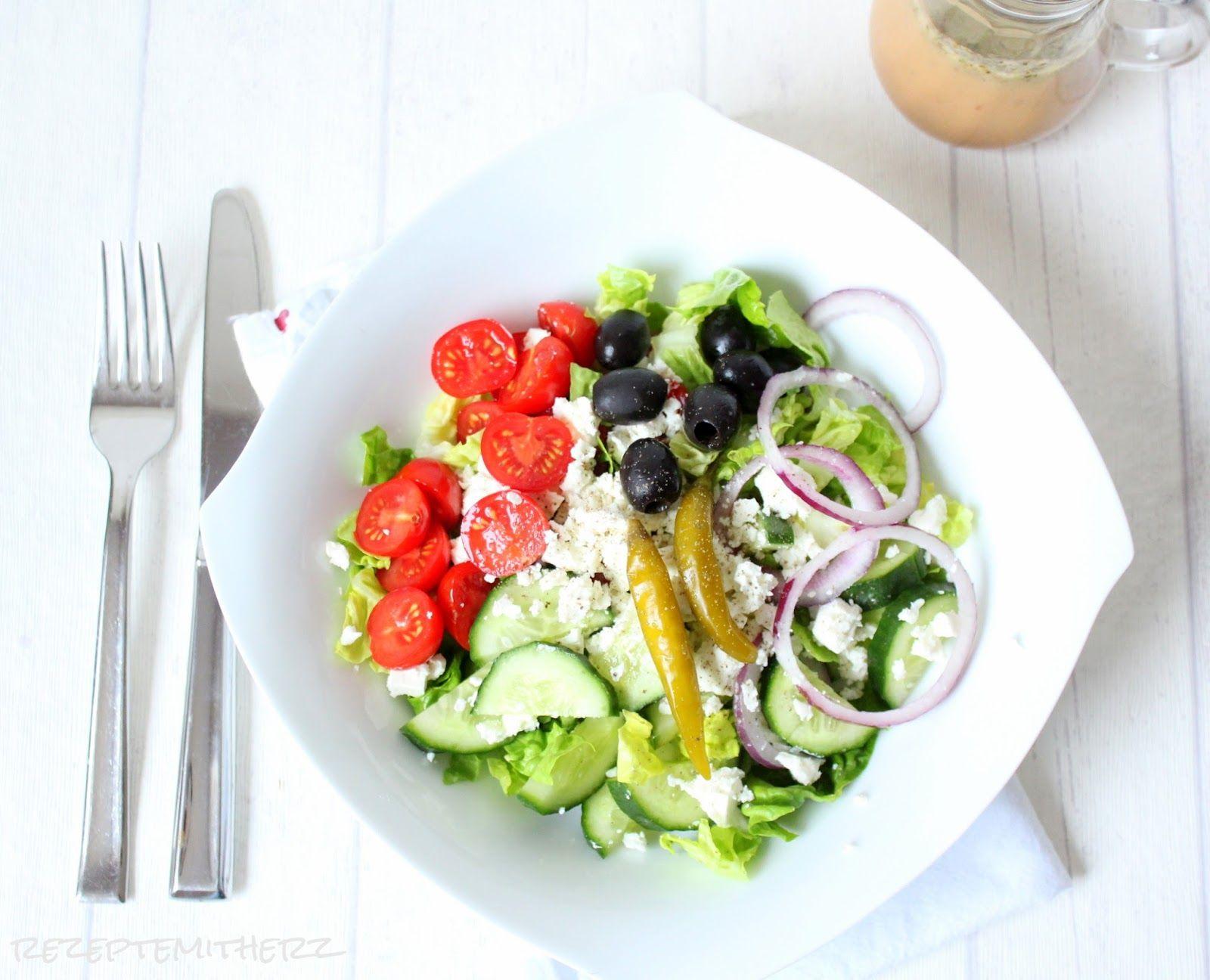Salate rezepte mit herz
