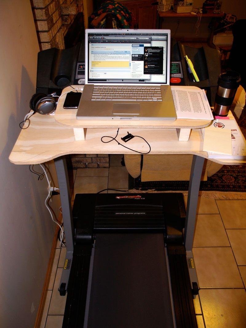 diy treadmill desk | diy treadmill desk ideas | pinterest | laptop