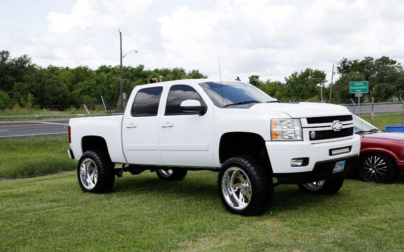 lifted Chevrolet Silverado Trucks  Chevrolet Lifted Trucks Chevy