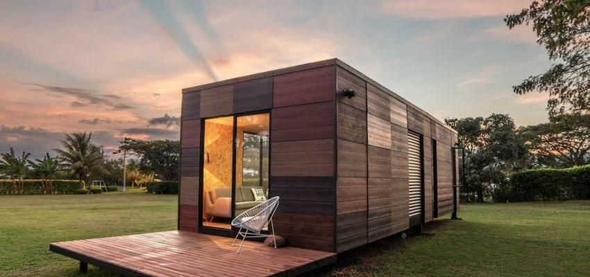 casa-box espais Pinterest Box houses