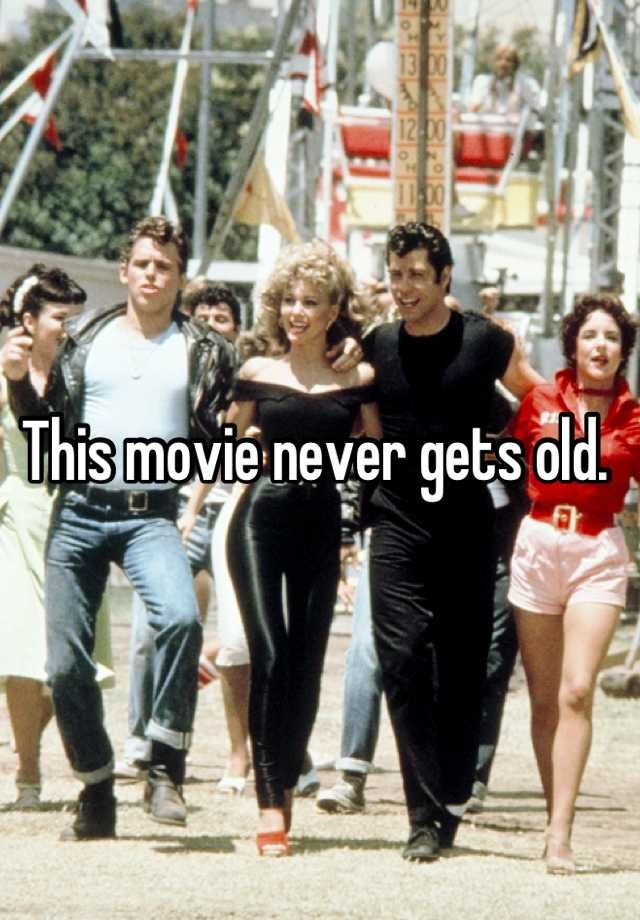 Which Character From Grease Are You Movie Movies