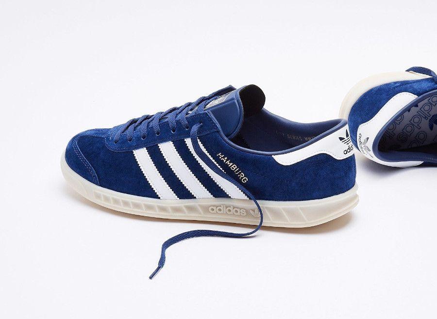 Que vaut la Adidas Hamburg OG City Series Tech Indigo 2020 EF5788 ...