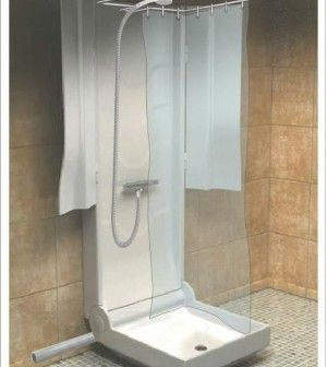 Folding Shower From Supiot Apartment 80 Small Bathroom Diy Bathroom Shower Panels Small Bathroom