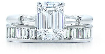 Emerald cut not sure about the band