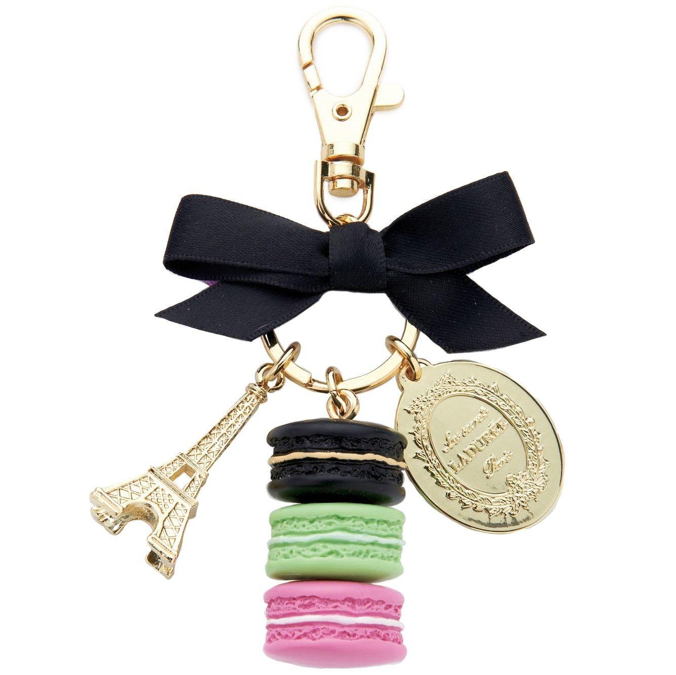 key ring m reglisse ladur e ladur e rings accessories und macarons. Black Bedroom Furniture Sets. Home Design Ideas