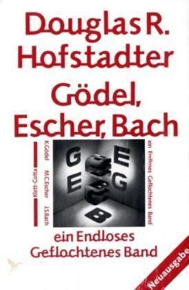 Gödel, Escher, Bach, ein Endloses Geflochtenes Band