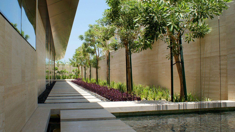 Corridor Roof Design: Outdoor Corridor Design