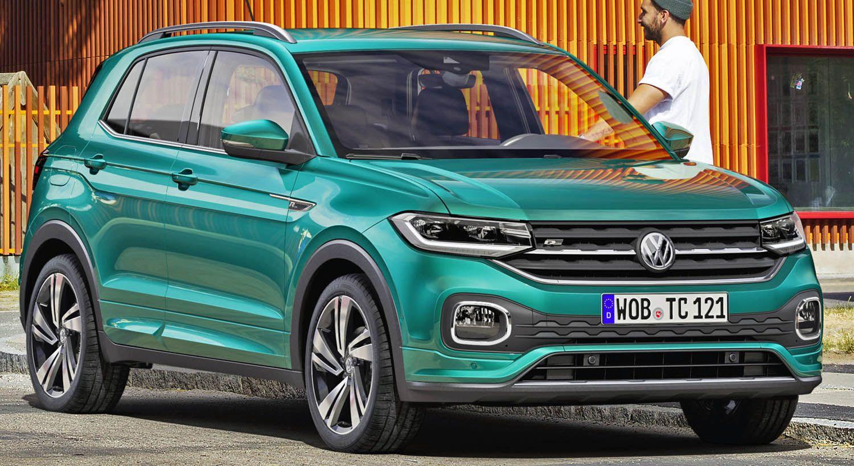 فولكس واغن تي كروس 2019 الجديدة كليا الصغيرة المدمجة والأنيقة موقع ويلز In 2020 Volkswagen Car Suv