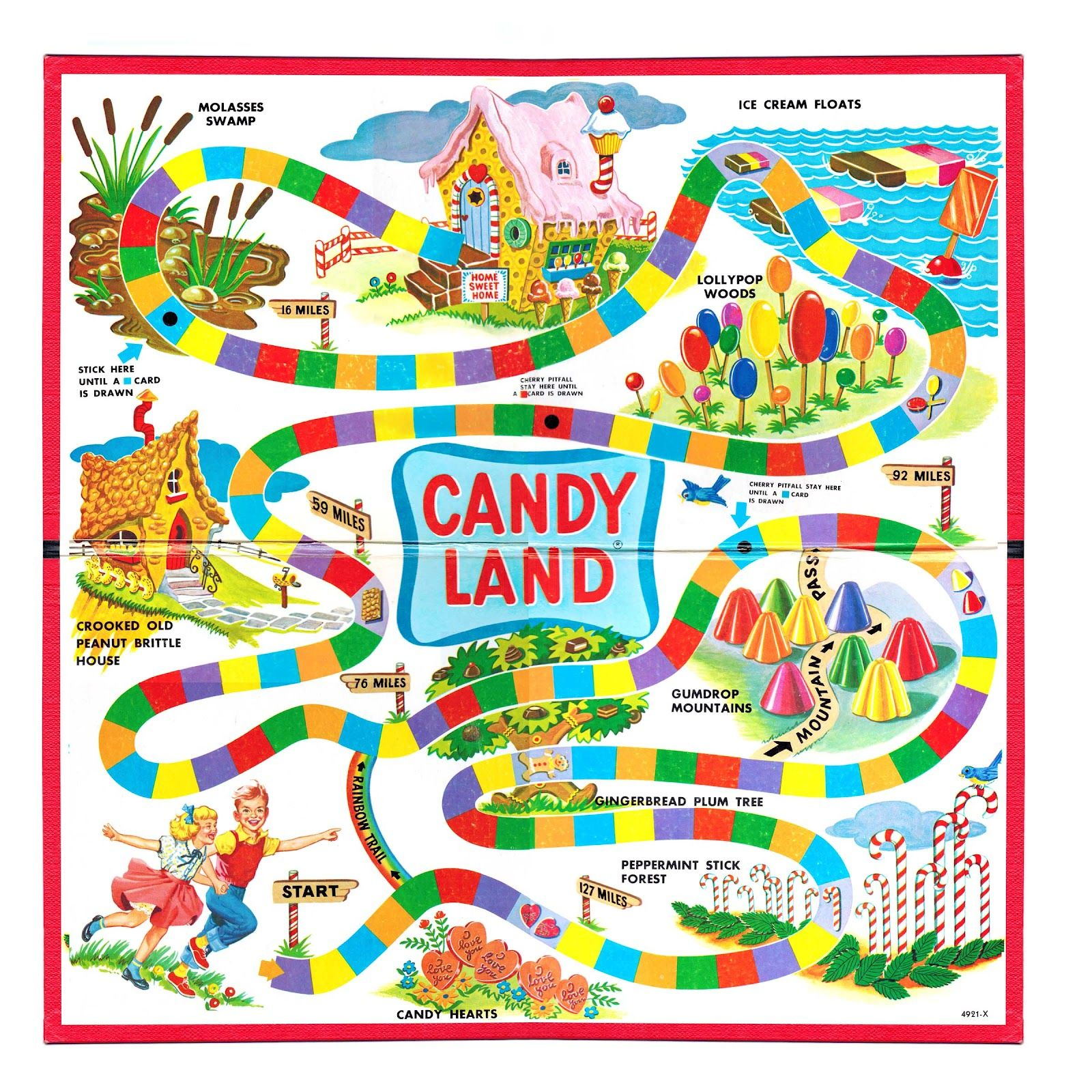"""Search Results for """"Candyland Game Board Template"""