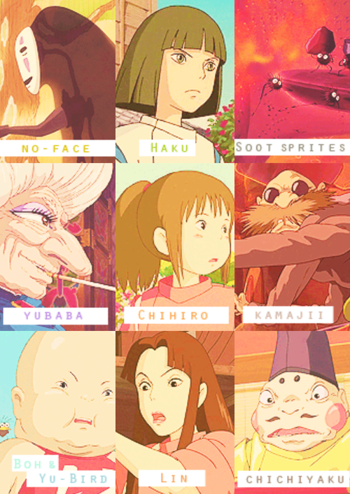 Who Is Your Favorite Character From Spirited Away Mines Definitely Haku Studio Ghibli Fanart Studio Ghibli Movies Studio Ghibli