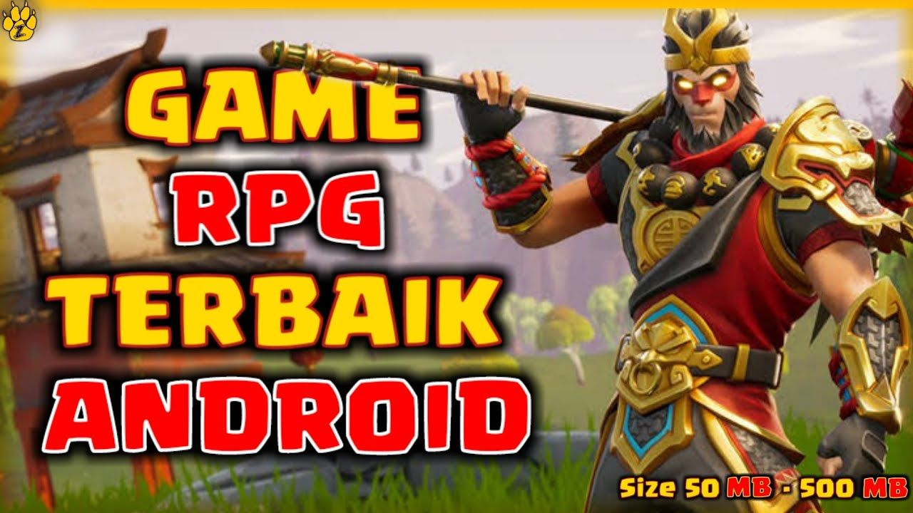 GRAFIS KEREN💥!! 5 Game Android RPG Offline Terbaik ( Mod