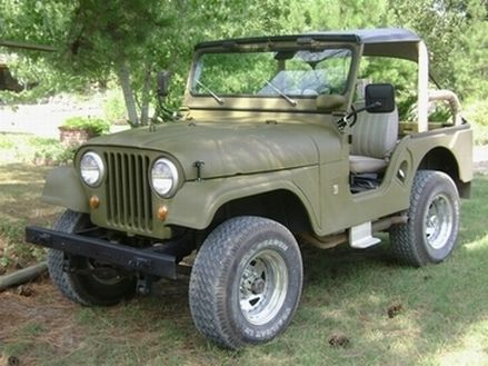1968 Jeep Cj5 31 Tires 1 5 Lift Jeep Cj5 Old Jeep Jeep Cj