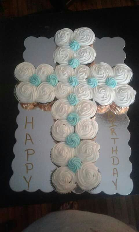 Moms 55th Birthday Cake