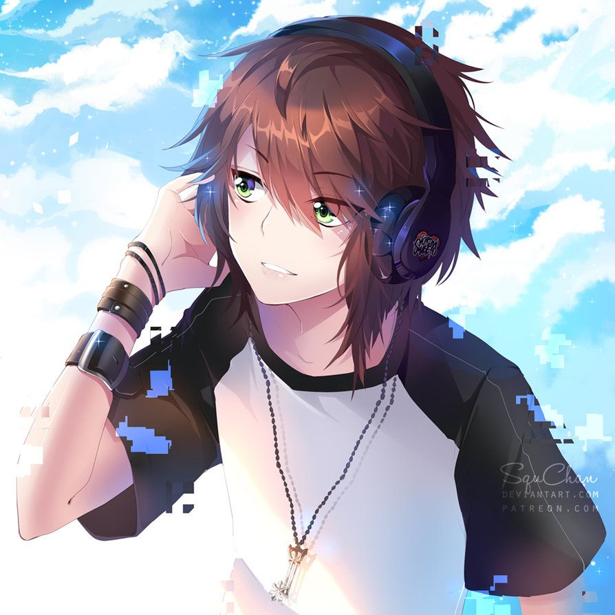 Image Result For Anime Picture Girl And Boy