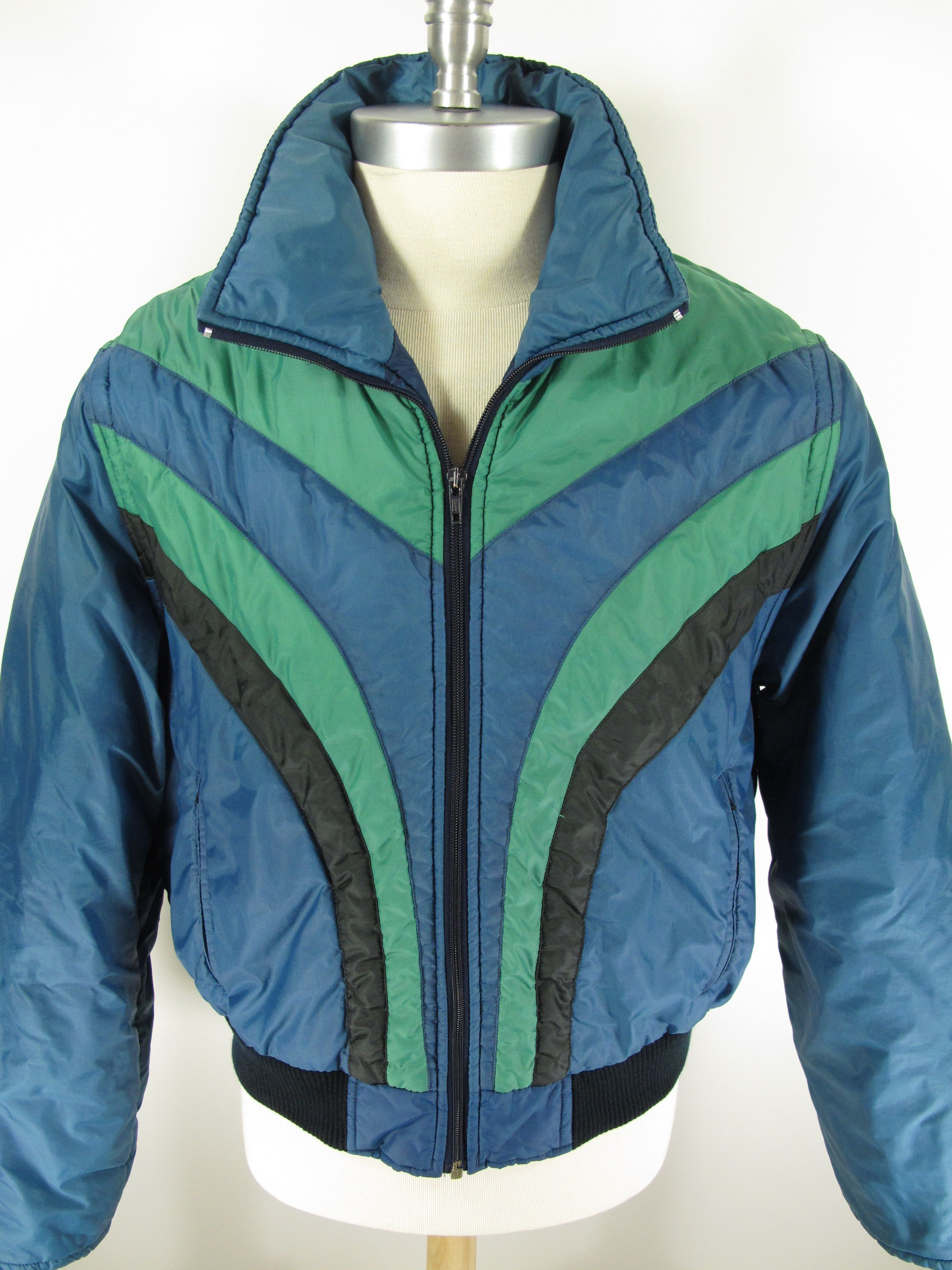 5c8c132f79 Vintage retro ski snowboard winter jacket by Montgomery. Find more men's  and women's authentic vintage clothing at The Clothing Vault. at our  website ...