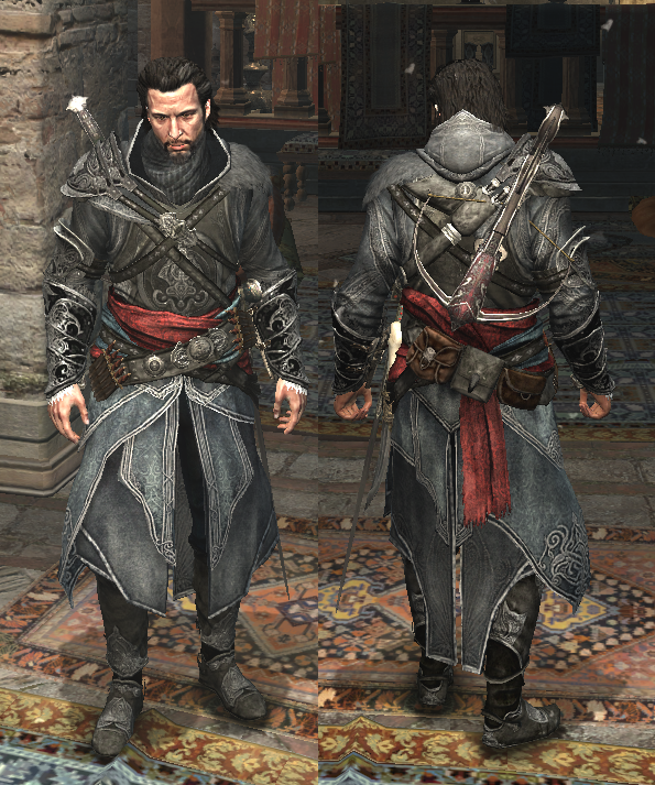 In Assassin S Creed Revelations Several Outfits Were Available