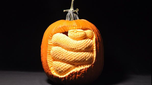 Mind Blowing Pumpkin Carverings Haunted Pumpkin