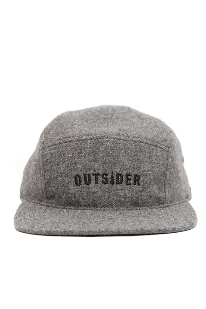 ed77b08268dda Bridge   Burn custom five panel hat in 100% wool