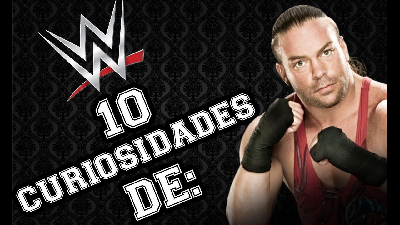 10 CURIOSIDADES WWE DE: ROB VAN DAM