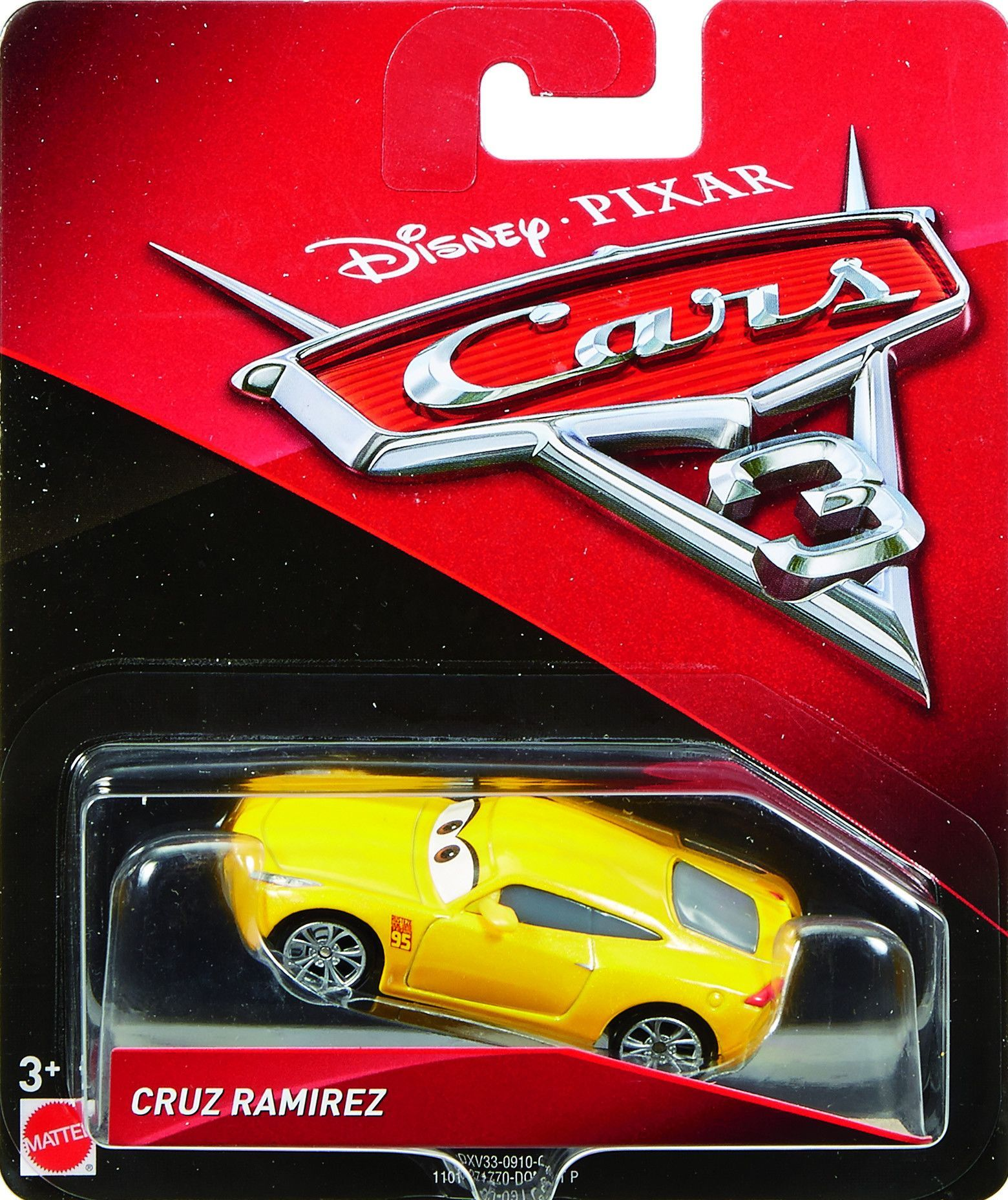 Disney Cars 3 Diecast 1 55 Scale Cruz Ramirez Disney Cars 3